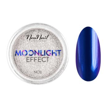 pyłek do stylizacji paznokci Puder Moonlight Effect 03