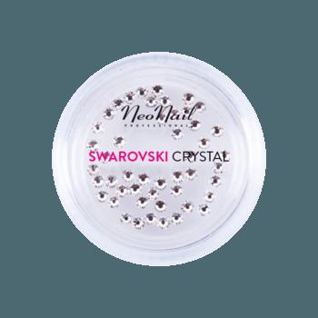 CYRKONIE SWAROVSKI SS5 - Crystal Silver Shadow - 50 szt. 552