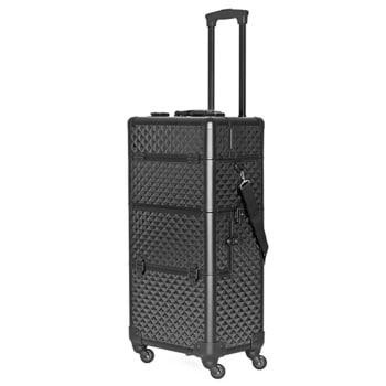 Kuferek kosmetyczny Studio Line - Black Diamond najwyższa jakość wykonania