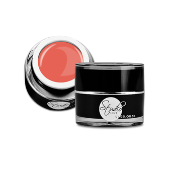 Plastelina do zdobień 3D Gel - Neon Orange Studio Line 5ml