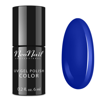 Lakier hybrydowy Night Sky do stylizacji paznokci w niebieskim kolorze