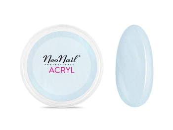 Proszek akrylowy 5 g - błękitny do manicure