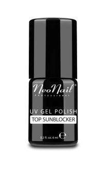 Lakier Hybrydowy UV 6 ml - TOP Sunblocker