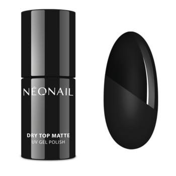 Lakier Hybrydowy UV 7,2 ml - Top Matte Dry
