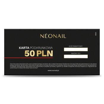 Karta podarunkowa NeoNail 50 zł