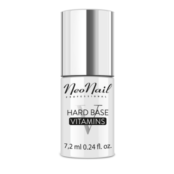 Lakier hybrydowy 7,2 ml - Hard Base Vitamins 6931-7 butelka NeoNail