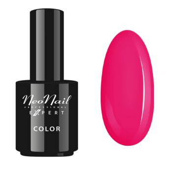Lakier Hybrydowy NN Expert 15 ml - Keep Pink