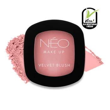 Róż prasowany Velvet Blush 01
