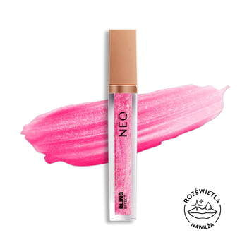 Bling Effect Lipgloss 33 Raspberry 7942