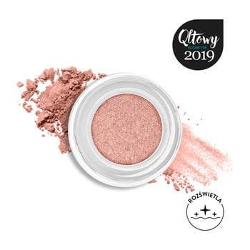 Cienie w kremie Pro Cream Glitter 19 Sparkly Apricot NM0256