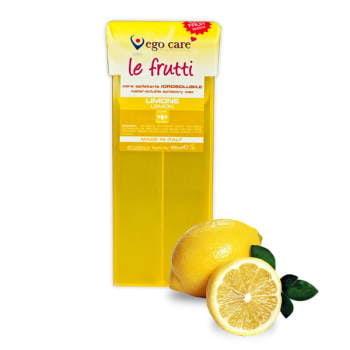 Wysokiej jakości Żelowy Wosk w aplikatorze le frutti - Cytryna