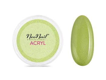 Proszek akrylowy 5 g - jasna oliwka do manicure