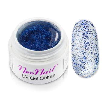 Żel kolorowy basic 5 ml 3674 Mistic Glow-Saphire do manicure
