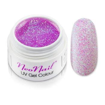 Żel kolorowy basic 5 ml 3668 Mistic Glow-Viva La Pink do manicure