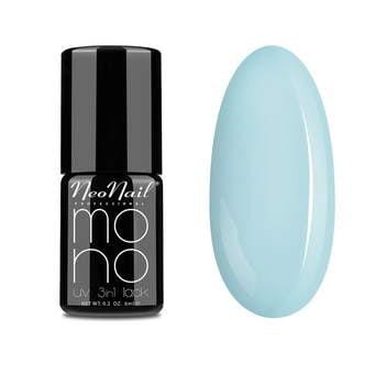 lakier do manicure hybrydowego w kolorze Mono UV 3 in1 lack Pastel Blue