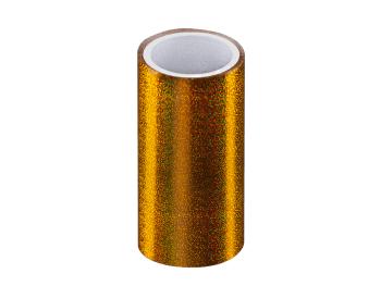 Folia transferowa / hologramowa złota