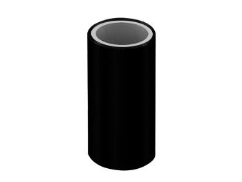 Folia transferowa / hologramowa czarna
