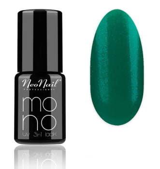 lakier hybrydowy do paznokci Mono UV 3 in1 lack Opal Green
