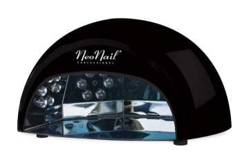 LAMPA LED - 12 W Czarna do manicure hybrydowego