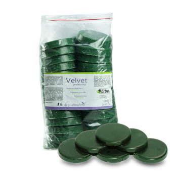 Wysokiej jakości Wosk twardy 1000 g - Naturalny Roślinny