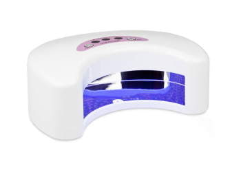 "Lampa LED 12 W -"" BETTER"" biała do manicure"