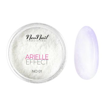 pyłek do stylizacji paznokci Arielle Effect - Lilac