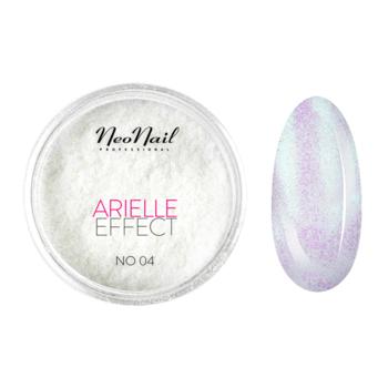 pyłek do stylizacji paznokci Arielle Effect - Green