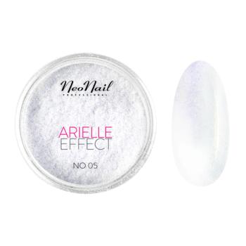 pyłek do stylizacji paznokci Arielle Effect - Blue Lagoon