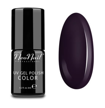 Lakier do manicure hybrydowego w kolorze Purple 3224-1
