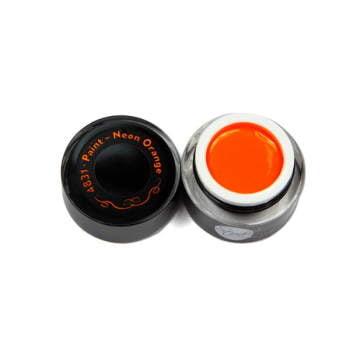Paint UV Gel Studio Line 5 ml - Neon Orange do manicure
