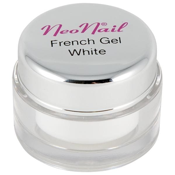 Żel French biały naturalny Exclusive 5 ml do manicure
