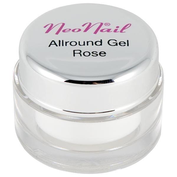 Żel jednofazowy różowy Exclusive 5 ml do manicure