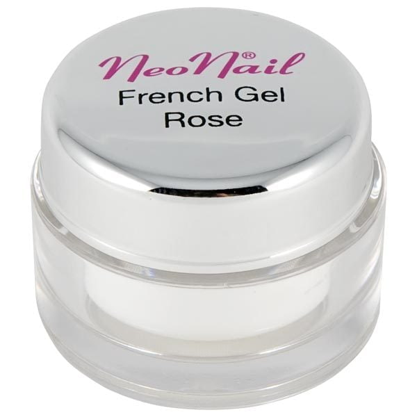 Żel french różowy Exclusive 5 ml do manicure