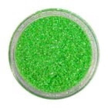 Brokat Zielony (0.2mm) do stylizacji paznokci
