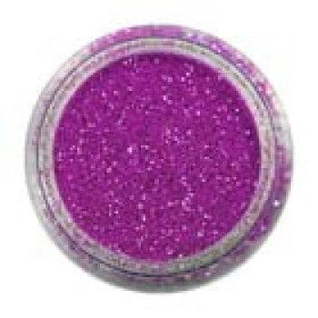 Brokat Irys Różowy (0.1mm) do zdobienia paznokci