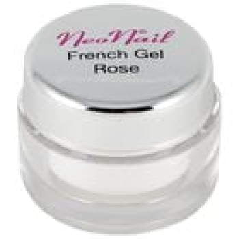 Żel french różowy Exclusive 5 ml do manicure