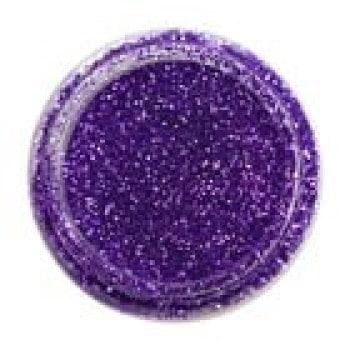 Brokat Fiolet (0.2mm) do zdobienia paznokci